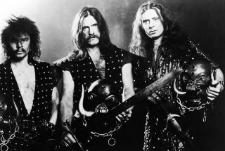Motörhead, Iron Fist