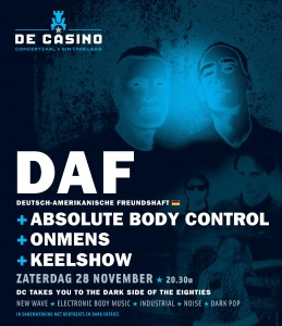DAF, Absolute Body Control, Onmens
