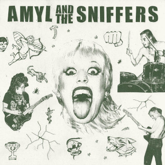 Amyl And The Sniffers, Giddy Up
